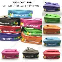 Tas Tuperware Tempat Makan Dengan Sekat Lolly Tup