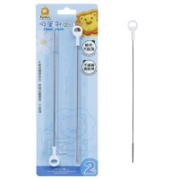 SIMBA STRAW BRUSH 2PC/ SIKAT SEDOTAN