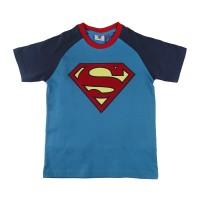 KIDS ICON - Kaos Anak Laki-laki Superman 4-14 Tahun - SM300300200