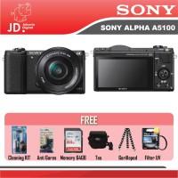Jakarta Digital Sony Alpha A5100 Paket Kit 16-50mm - A 5100