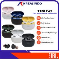 JBL T120 TWS / T120 TWS / T 120 TWS True Wireless Bluetooth Earphone