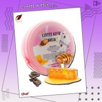 Coffee Kefir Mask SR12/Masker Kefir Kopi/Masker Wajah