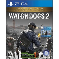 WD Watch Dogs 2 GOLD EDITION PS4 Game Digital