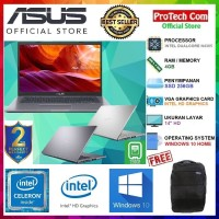 "LAPTOP ASUS A409FA - DUALCORE N4305 4GB 256GB SSD INTEL HD 14"" W10"