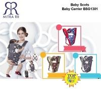 Baby Scots Gendongan Bayi Print Character - Baby Carrier BSG1301