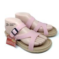 Sandal Wanita Tahan Air - Sendal Wanita NE III 901 Pink