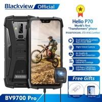 BLACKVIEW BV9700 PRO 6GB 128GB NEW ORIGINAL HP OUTDOOR 2020