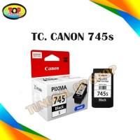 Tinta Catridge Canon Pixma 745s Black Original