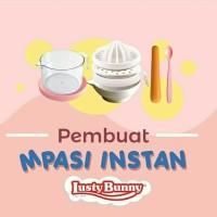 Lusty Bunny Food Maker 7pcs - Set Perlengkapan Makan Bayi LB-1360