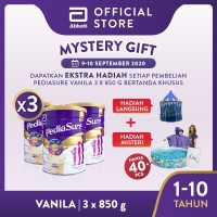 Mystery Gift 1