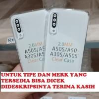 CASE SAMSUNG OPPO VIVO XIOAMI IPHONE REALME CLEAR CASE HD TPU GROSIR