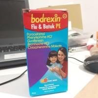 Bodrexin syrup flu dan batuk 56 ml