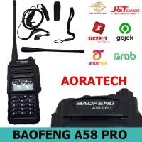 radio ht baofeng A58 pro waterproof A58 PRO 7W 4800 mah ht icom ORI