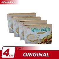 Kopi Luwak White Koffie Original Box 5x20gr - 4 Pcs