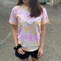 Kaos Tie Dye Size S-XL by ZP | tiedye wanita tiedye lucu tiedye murah