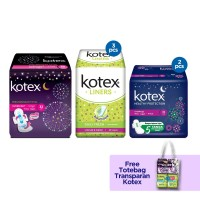 Kotex All in one FREE Tote Bag