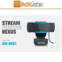 Rexus Webcam SW-RX01 SW RX01 RX 01