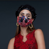 2Madison The People Facemask With Air Valve