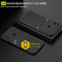 Case Xiaomi Redmi Note 5 7 8 8 Pro Premium Case Magnetic IQS Design