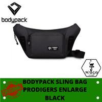 TAS SELEMPANG BODYPACK PRODIGERS ENLARGE SLING BAG - BLACK