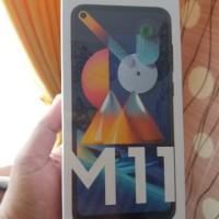 Samsung galaxy M11 3/32Gb Garansi Resmi