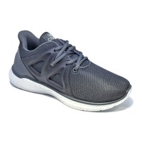 Carvil Sepatu Pria FEDERER-03 GREY/WHITE