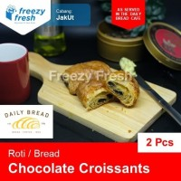 Roti Chocolate Croissants, by Daily Bread