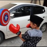 Mainan Pad Target Samsak Sansak Anak - Sarung Tinju Target Pad