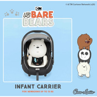 Cocolatte Baby Carrier We Bare Bears WBB / Carseat Cocolatte - Ice Bear