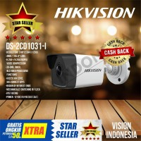 NEW IP CAMERA HIKVISION 3MP DS-2CD1031-I / Support POE + WDR