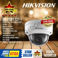 NEW IP CAMERA HIKVISION 3MP DS-2CD1131-I / Support POE + WDR