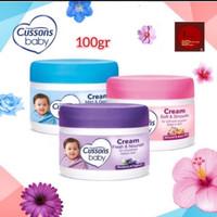 CUSSONS BABY CREAM 100gr / KRIM BAYI - Pink