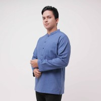 Zoya Mahesa Shirt Light Blue