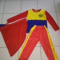 kaos olahraga sekolah TK PAUD custum Konveksi