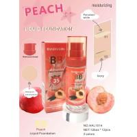 Foundation Hasaya Girl BB Peach