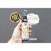 Hand Sanitizer Utama Spice Spray 100 ml Lemon Alami Membunuh Kuman