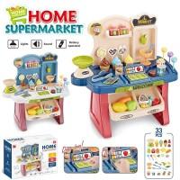 Mini Market Play Set / Kado Mainan Anak Perempuan Play set