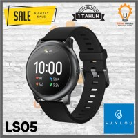 Xiaomi Haylou LS05 Solar 1.28 inch TFT Touch Screen Smartwatch IP68