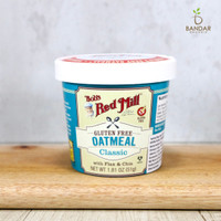 Oatmeal Cup Classic Gluten Free - Bob's Red Mill