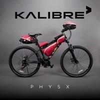 Tss Sepeda Kalibre Physx Series 08/Tas Tengah art 920690611