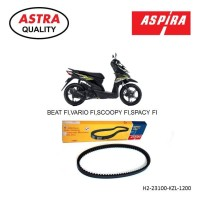 V-belt Aspira V-belt Only untuk Beat FI, Vario FI, Scoopy FI, Spacy FI