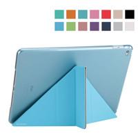 iPad Mini 5 Smart V Transformer Cover Casing