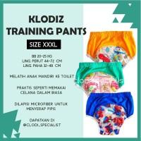 ORI Klodiz XXXL Training Pants/ Celana Dalam Latihan Pipis Anak