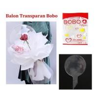 Balon Transparan PVC / Transparant Baloon