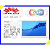 Huawei Tablet Mediapad T5 10.1 inch - 3GB/32GB - Garansi Resmi