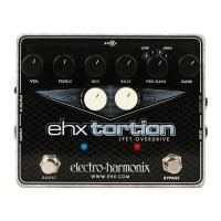 PEDAL EFEK GITAR EHX EHXTORTION-JFET OVERDRIVE/PREAMD