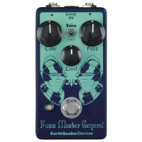 PEDAL EFEK GITAR EARTHQUAKER DEVICES/EQD FUZZ MASTER GENERAL OCTAVE