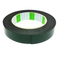 "Nippon Double Tape Foam 1"" Inch x 5m Double tape hijau busa 3M"