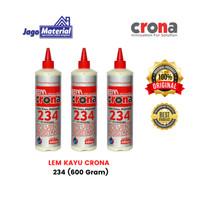 Lem Kayu (Lem Crona 234 600 Gram SR Aliphatic)