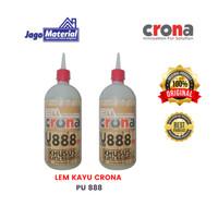 Lem Kayu Crona PU Wood 888